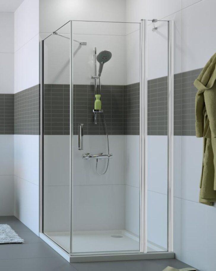 Medium Size of Hüppe Dusche Glasabtrennung Bodengleiche Nachträglich Einbauen Glaswand Unterputz Armatur Ebenerdige Kosten Koralle Thermostat Begehbare Badewanne Mit Tür Dusche Hüppe Dusche