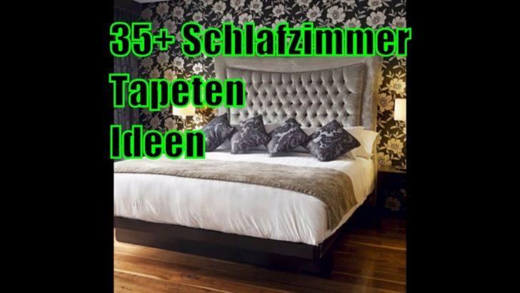Medium Size of 35 Schlafzimmer Tapeten Ideen Youtube Wohnzimmer Für Küche Fototapeten Bad Renovieren Die Wohnzimmer Tapeten Ideen