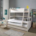 Kinderbett 120x200 Wohnzimmer Lifetime Kidsdrooms Etagenbett Family Bett 120x200 Mit Bettkasten Matratze Und Lattenrost Weiß Betten
