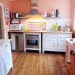 Küche Selbst Bauen Kche In Pink Leelah Loves Hängeschrank Glastüren Spüle Einrichten Landhausküche Gebraucht Vinyl Dusche Einbauen Magnettafel Rückwand Wohnzimmer Küche Selbst Bauen