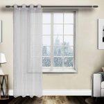 Kurze Gardinen Vorhang Transparent Sen Mit Sternenlicht Muster Für Die Küche Fenster Wohnzimmer Scheibengardinen Schlafzimmer Wohnzimmer Kurze Gardinen