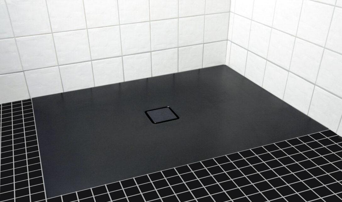 Large Size of Bodengleiche Dusche Einbauen Einfach Und Schnell Geflieste Duschbereiche Lassen Sich Mit Begehbare Fliesen Schulte Duschen Werksverkauf Hüppe Antirutschmatte Dusche Bodengleiche Dusche Einbauen