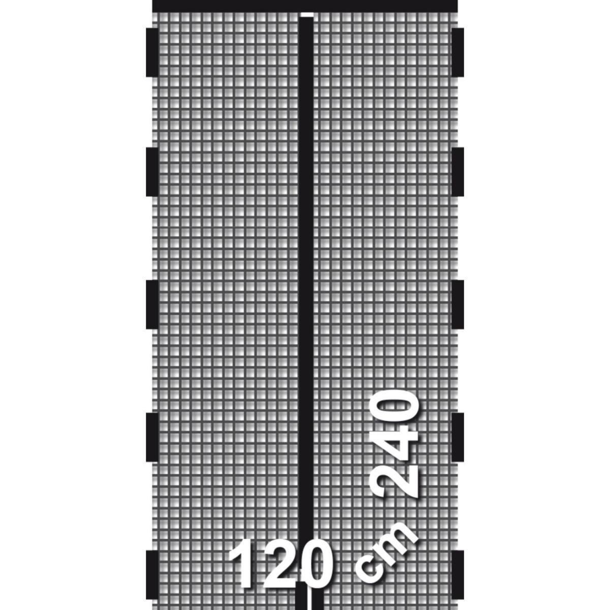Full Size of Schellenberg Insektenschutz Magnetvorhang 120x140 Cm Fenster Fliegengitter Maßanfertigung Für Magnettafel Küche Wohnzimmer Fliegengitter Magnet