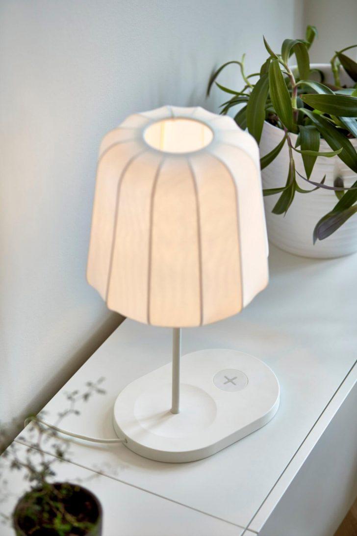 Medium Size of Ikea Lampen Und Tische Mit Qi Ladegert Ab April Schlafzimmer Badezimmer Stehlampen Wohnzimmer Deckenlampen Für Modulküche Led Küche Kosten Esstisch Wohnzimmer Ikea Lampen