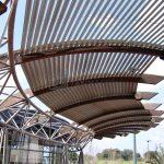 Pergola Modern Wohnzimmer Pergola Modern Metal Architecture Contemporary Design Ideas Kits Uk Designs With Glass Pergolas Modernas Para Terrazas Holz Selber Bauen Moderna Madera