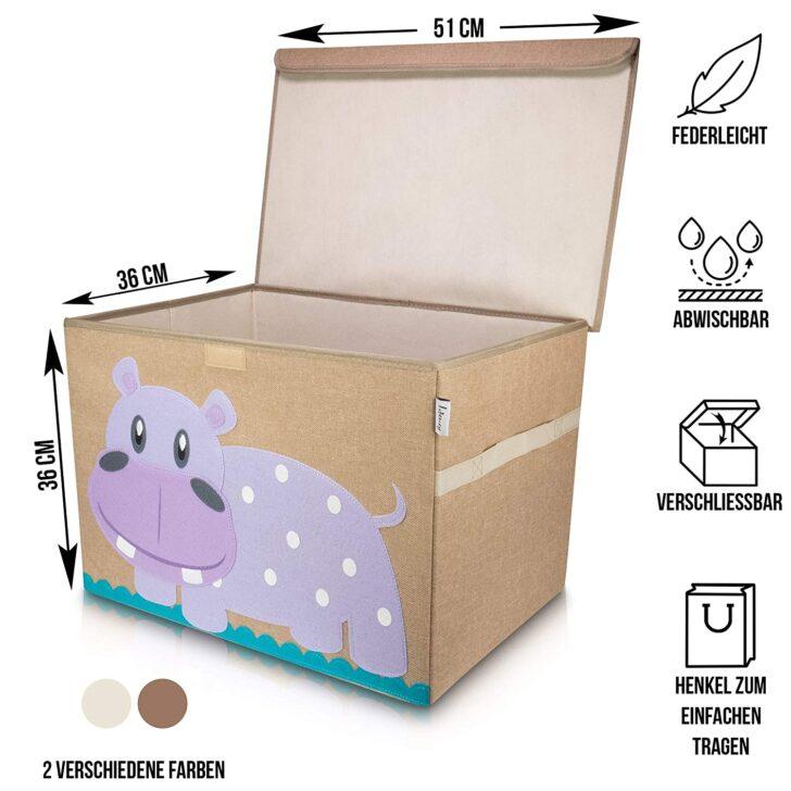 Medium Size of Aufbewahrungsbox Mit Deckel Kinderzimmer Lifeney Aufbewahrungsbo51 36 Cm I Kiste Sofa Bettfunktion Bett Aufbewahrung Schubladen Spiegelschrank Bad Beleuchtung Kinderzimmer Aufbewahrungsbox Mit Deckel Kinderzimmer