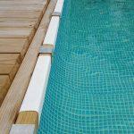 Gartenpool Rechteckig Hanging A Rectangular Inteultra Frame Pool Directly From The Wohnzimmer Gartenpool Rechteckig