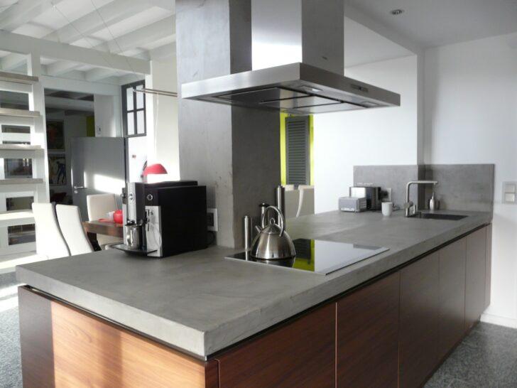 Medium Size of Küchenwand Lifeboxgmbh Beton Cire Cir Kchenwand Wohnzimmer Küchenwand