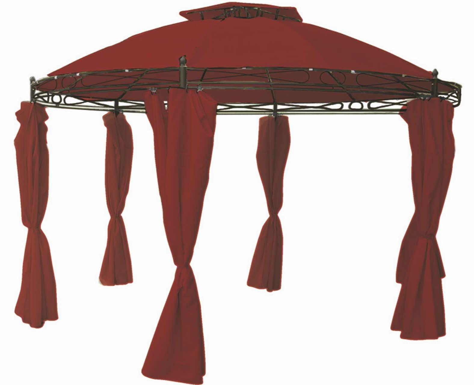 Full Size of Pavillon Rund Aus Metall 200 Cm Holz Kaufen Geschlossen Vergleichen Und Gnstig Preisvergleich Rundes Fenster Esstische Halbrundes Sofa Mexiko Rundreise Baden Wohnzimmer Pavillon Rund