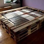 Bett Paletten Wohnzimmer Doppelbett Aus Europaletten Bett Paletten Hoch Eiche Massiv 180x200 Tojo V 1 40 Betten überlänge Komplett Mit Lattenrost Und Matratze 140x220 Somnus Ebay