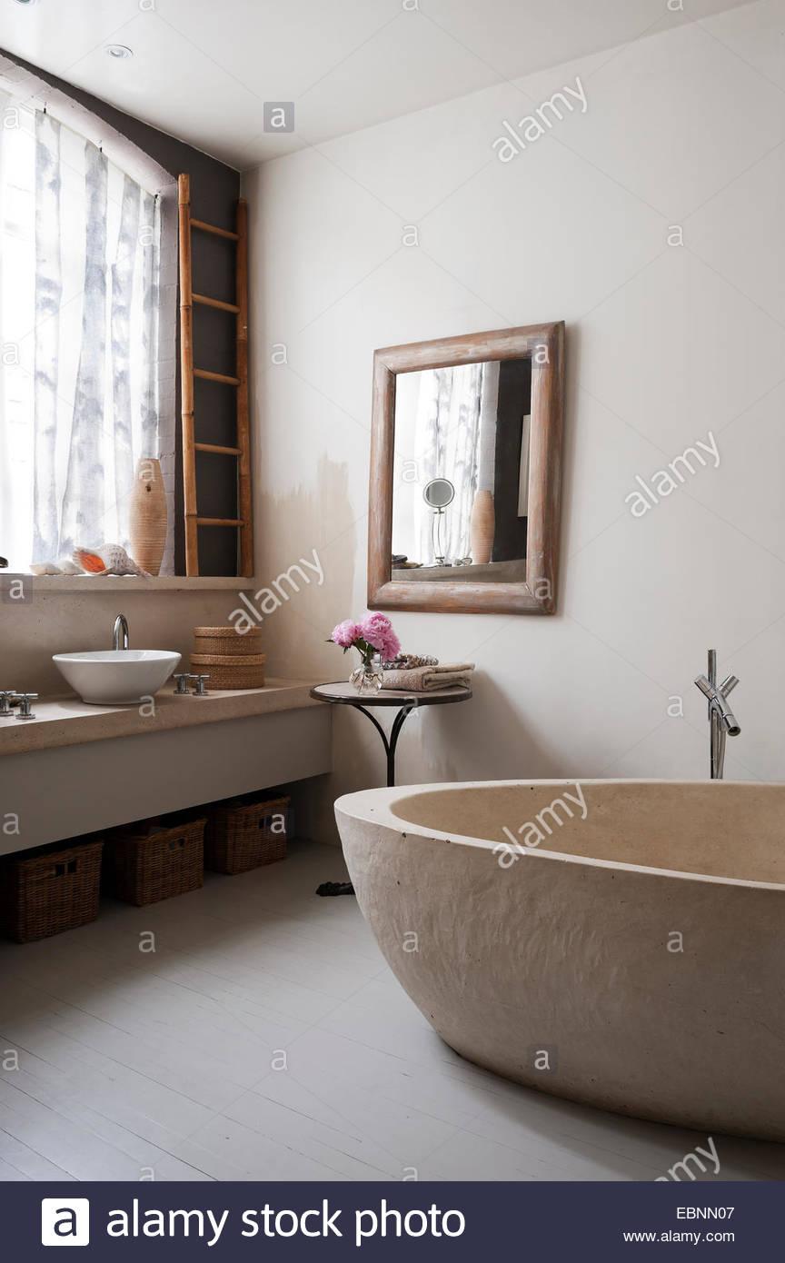 Full Size of Vorhänge Ikea Vorhnge Im Badezimmer Mit Konkreten Bad Der Boden Ist Küche Kosten Schlafzimmer Betten 160x200 Wohnzimmer Kaufen Miniküche Bei Modulküche Wohnzimmer Vorhänge Ikea