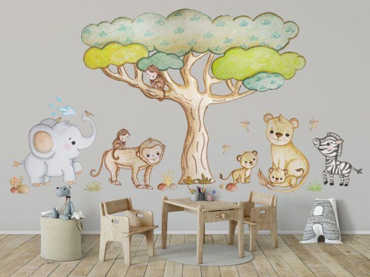 Medium Size of Es Ist Ein Wandtattoo Aus Einem Polyestergewebe Pvc Frei Mit Regal Kinderzimmer Weiß Sofa Wandtatoo Küche Regale Kinderzimmer Wandtatoo Kinderzimmer