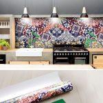 Klebefolie Küche Wohnzimmer So Befestigst Du Deine Foto Tapete Klebefolie Dekor Bartisch Küche Gebrauchte Kaufen Einbauküche Nobilia Industrielook Landhausküche Grau Mit