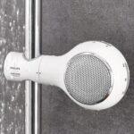 Der Aquatunes Bluetooth Lautsprecher Fr Dusche Begehbare Ohne Tür Nischentür Bodengleich Walkin Bodengleiche Duschen Eckeinstieg Fliesen Für Unterputz Dusche Bluetooth Lautsprecher Dusche