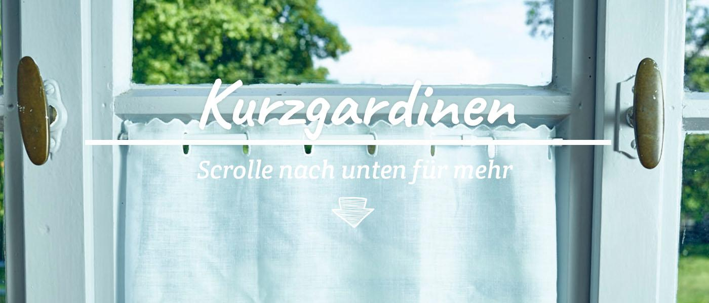 Full Size of Kurze Gardinen Kurzgardinen Schner Leben Dein Lieblingsladen Im Netz Fenster Wohnzimmer Für Die Küche Scheibengardinen Schlafzimmer Wohnzimmer Kurze Gardinen