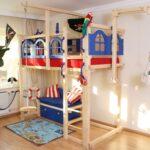 Piraten Kinderzimmer Kinderzimmer Piraten Hochbett Oliniki Regale Kinderzimmer Sofa Regal Weiß