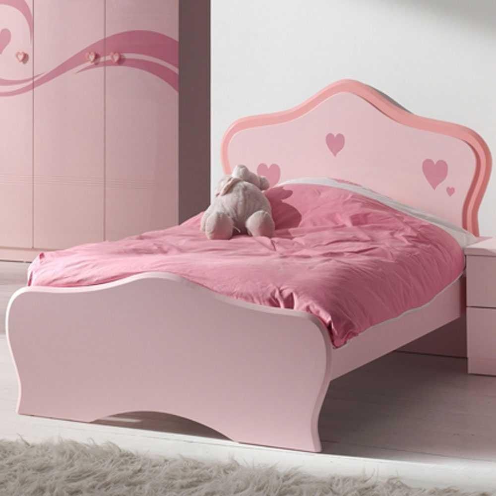 Full Size of Kinderbett Mädchen Mdchen Hearty In Rosa Pharao24 Gnstig Online Kaufen Bett Betten Wohnzimmer Kinderbett Mädchen