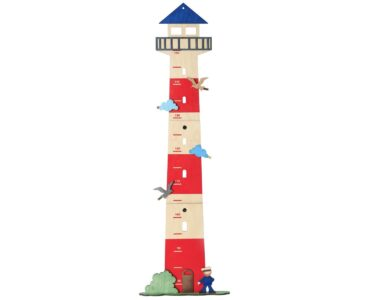 Messlatte Kinderzimmer Kinderzimmer Messlatte Aus Holz Leuchtturm Kinderzimmer Regal Sofa Weiß Regale