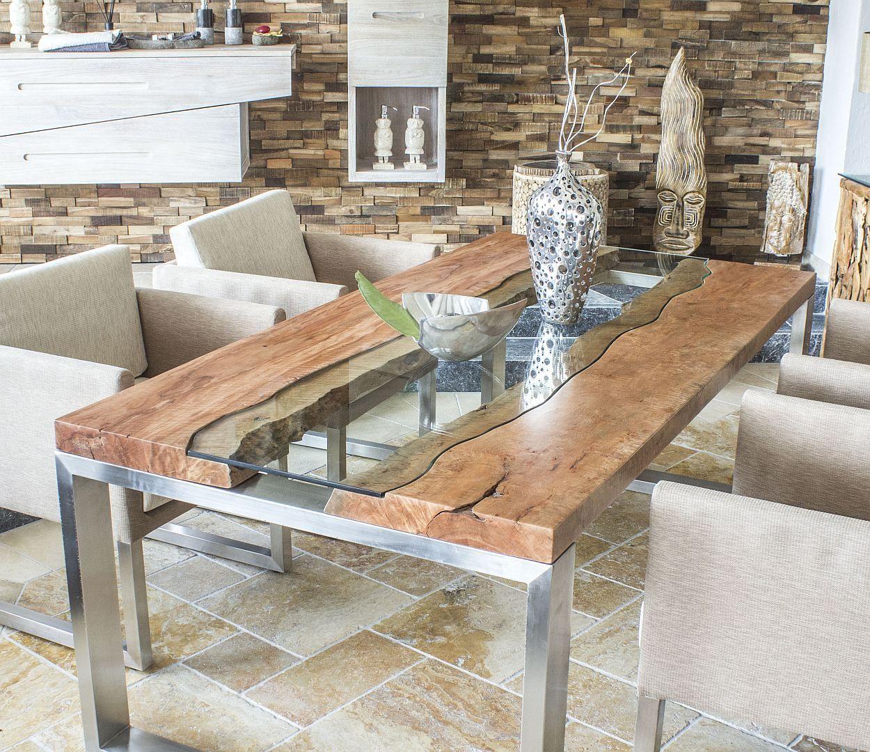Full Size of Der Tischonkel Designertisch Massivholztisch Mit Glas Und Massivholz Bett Esstisch Küche Holz Modern Massiv Ausziehbar Kleiner Modulküche Sheesham Eiche Esstische Esstisch Holz
