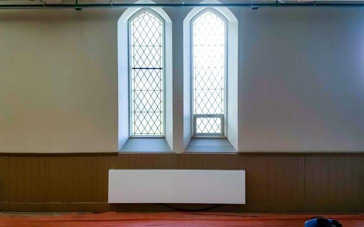 Medium Size of Wandheizkörper Wandheizkrper In Der Kirche St George Guelph Kanada Wohnzimmer Wandheizkörper
