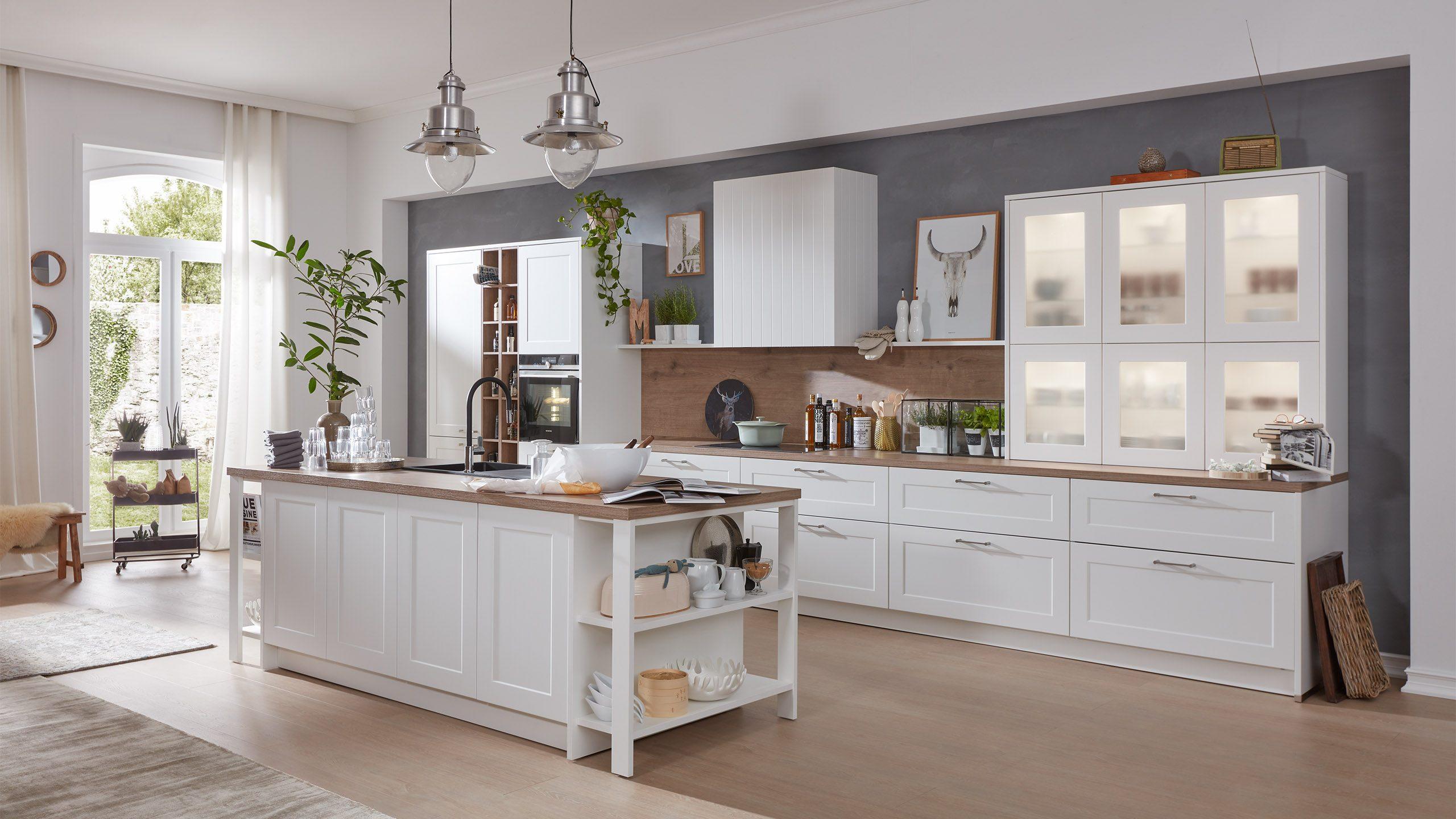 Full Size of Küchen Interliving Kche Serie 3002 Programm 3630 Kchen Regal Wohnzimmer Küchen