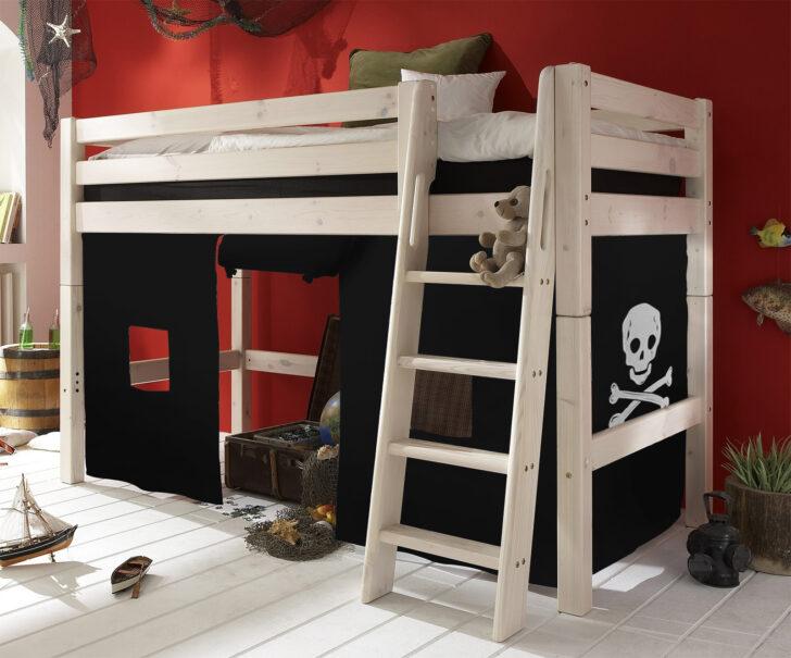 Kinderzimmer Mit Hochbett Piratenbett Als Midi Pirat Gnstig Kaufen Bettende Bett Bettkasten Einbauküche Elektrogeräten L Küche E Geräten 160x200 180x200 Kinderzimmer Kinderzimmer Mit Hochbett