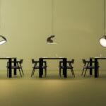 Hngelampen Cut Axo Light Dslampenat Lampen Und Leuchten Online Wohnzimmer Hängelampen