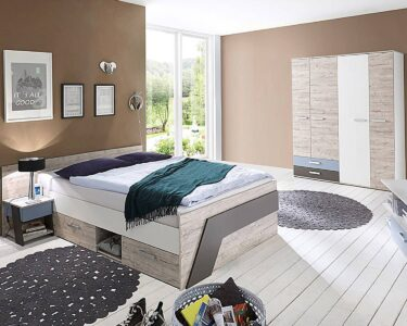 Kinderzimmer Jungen Kinderzimmer Kinderzimmer Jungen Set Mit Bett 140x200 Cm Fr In Sandeiche Nb W Regal Weiß Sofa Regale