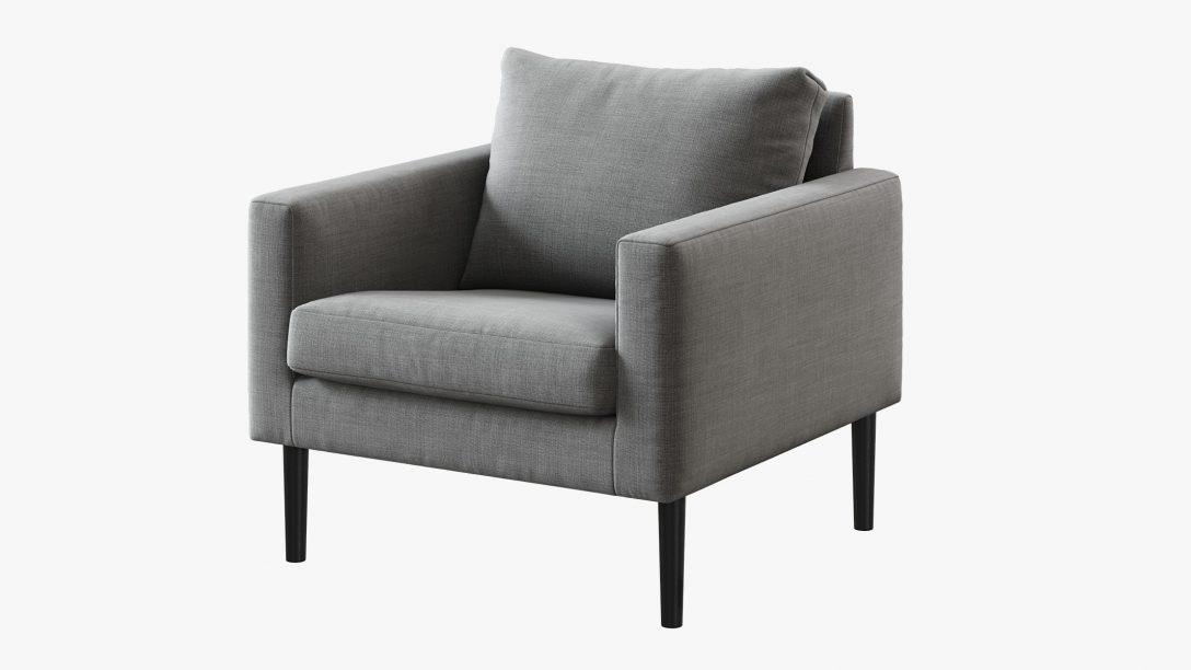 Large Size of Ikea Friheten Sessel 3d Modell Turbosquid 1417534 Schlafzimmer Miniküche Wohnzimmer Sofa Mit Schlaffunktion Lounge Garten Relaxsessel Betten 160x200 Küche Wohnzimmer Sessel Ikea