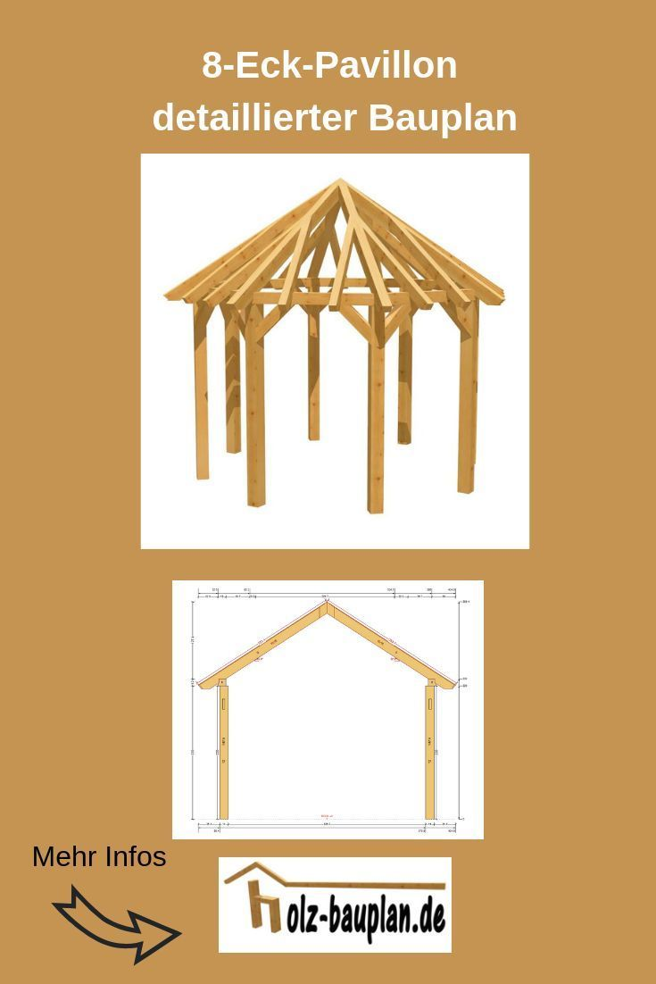 Full Size of Pavillon Holz Selber Bauen Bauplan Fenster Einbauen Unterschrank Bad Fliesen In Holzoptik Esstisch Massiv Bodengleiche Dusche Modulküche Boxspring Bett Cd Wohnzimmer Pavillon Holz Selber Bauen