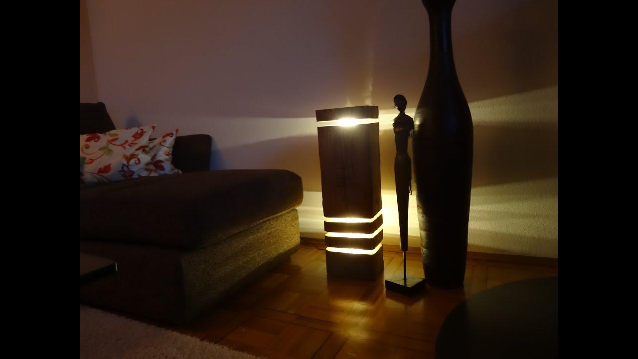 Full Size of Designer Lampen Diy Lampe Aus Holz Youtube Schlafzimmer Deckenlampen Für Wohnzimmer Led Stehlampen Bad Esstisch Küche Modern Esstische Betten Badezimmer Wohnzimmer Designer Lampen