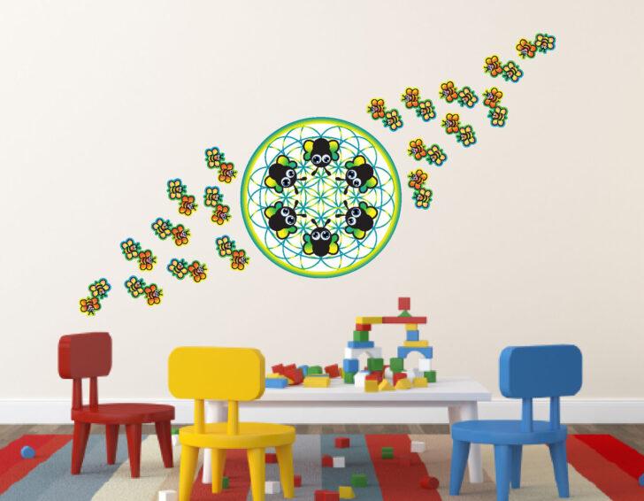 Medium Size of Wandsticker Kinderzimmer Junge Jungen Wandtattoo 11603 Weltall Wandaufkleber Regale Regal Weiß Küche Sofa Kinderzimmer Wandsticker Kinderzimmer Junge