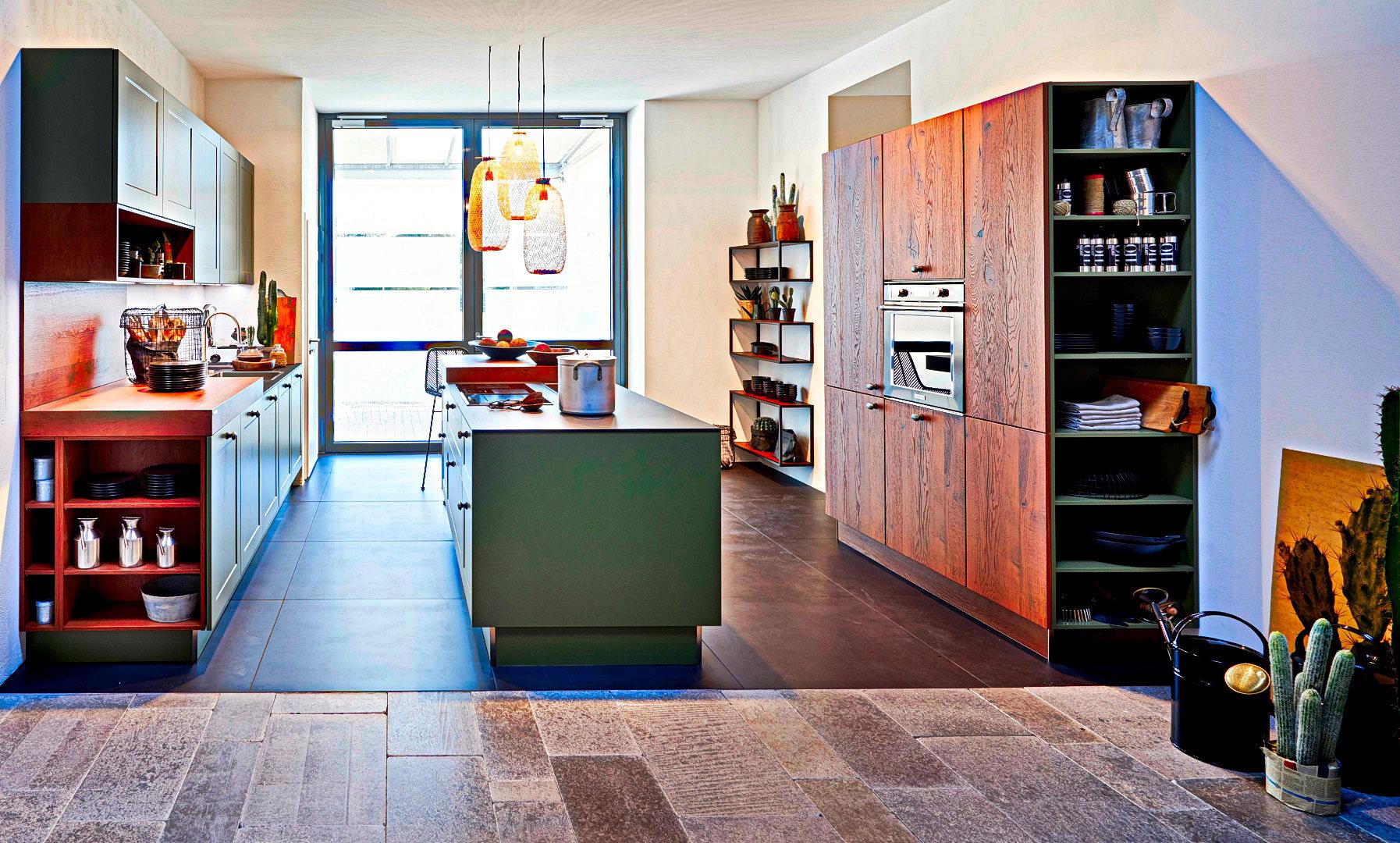 Full Size of Grne Kche Gnstig Kaufen 3d Planung Ihrer Grnen Qualitt Gebrauchte Küche Verkaufen Hängeschränke Teppich Bank Einbauküche Günstig Landhausküche Gebraucht Wohnzimmer Ikea Küche Grün