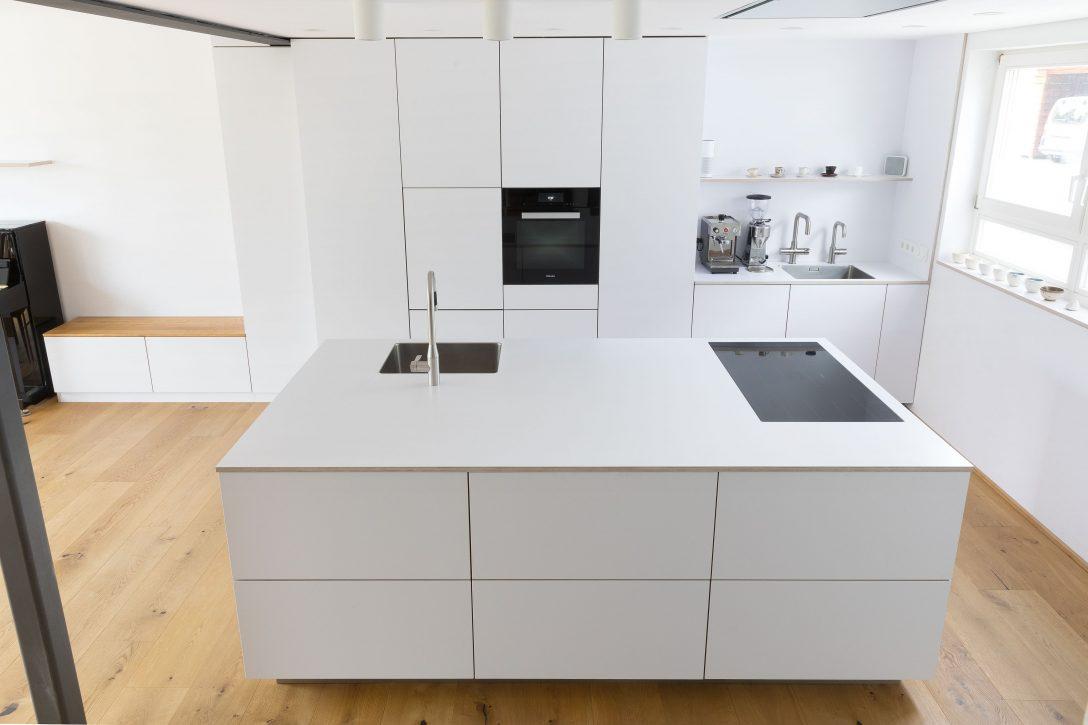 Large Size of Küchenideen Weie Kche Designerkche Loftkche Loft Sitzecke Wohnzimmer Küchenideen