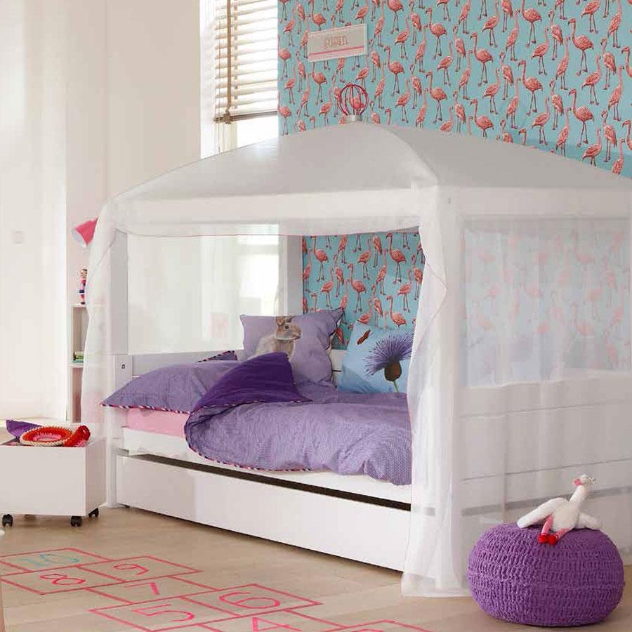 Full Size of Lifetime Betthimmel Mdchen Himmel Fr Umbaubares Bett Mädchen Betten Wohnzimmer Kinderbett Mädchen