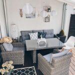 Terrassen Lounge Wohnzimmer Terrassen Lounge Terrassenmbel Ideen Fr Den Outdoorbereich Bei Couch Garten Loungemöbel Günstig Sessel Holz Möbel Set Sofa
