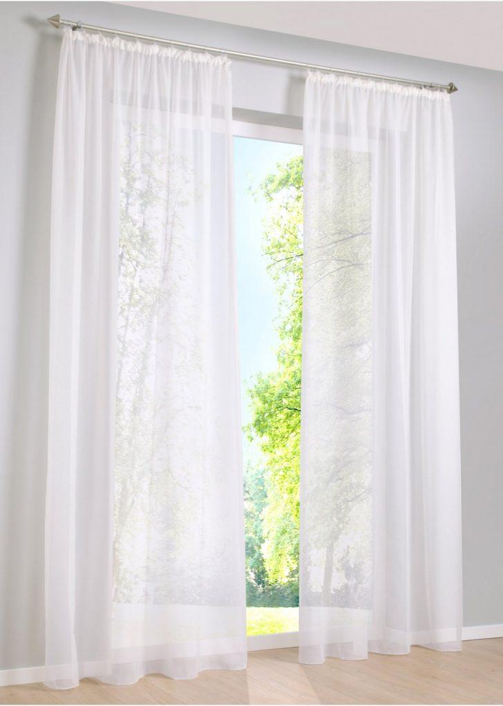 Medium Size of Bonprix Gardinen Frisch Und Luftig Weiss Für Die Küche Schlafzimmer Wohnzimmer Scheibengardinen Fenster Betten Wohnzimmer Bonprix Gardinen