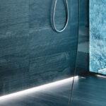 Glastür Dusche Dusche Glastür Dusche Gestaltung Glasduschen Begehbare Ohne Tür Bodengleiche Badewanne Haltegriff Glastrennwand Koralle Schiebetür Duschen Hsk Fliesen Abfluss
