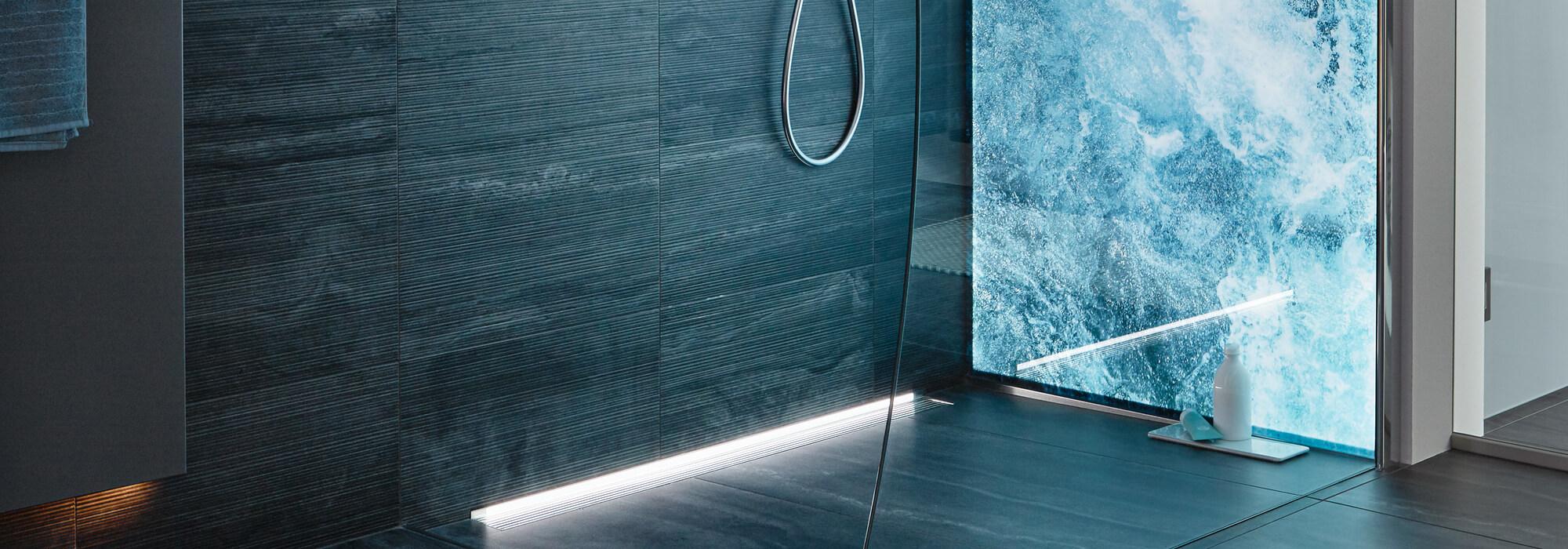 Full Size of Glastür Dusche Gestaltung Glasduschen Begehbare Ohne Tür Bodengleiche Badewanne Haltegriff Glastrennwand Koralle Schiebetür Duschen Hsk Fliesen Abfluss Dusche Glastür Dusche
