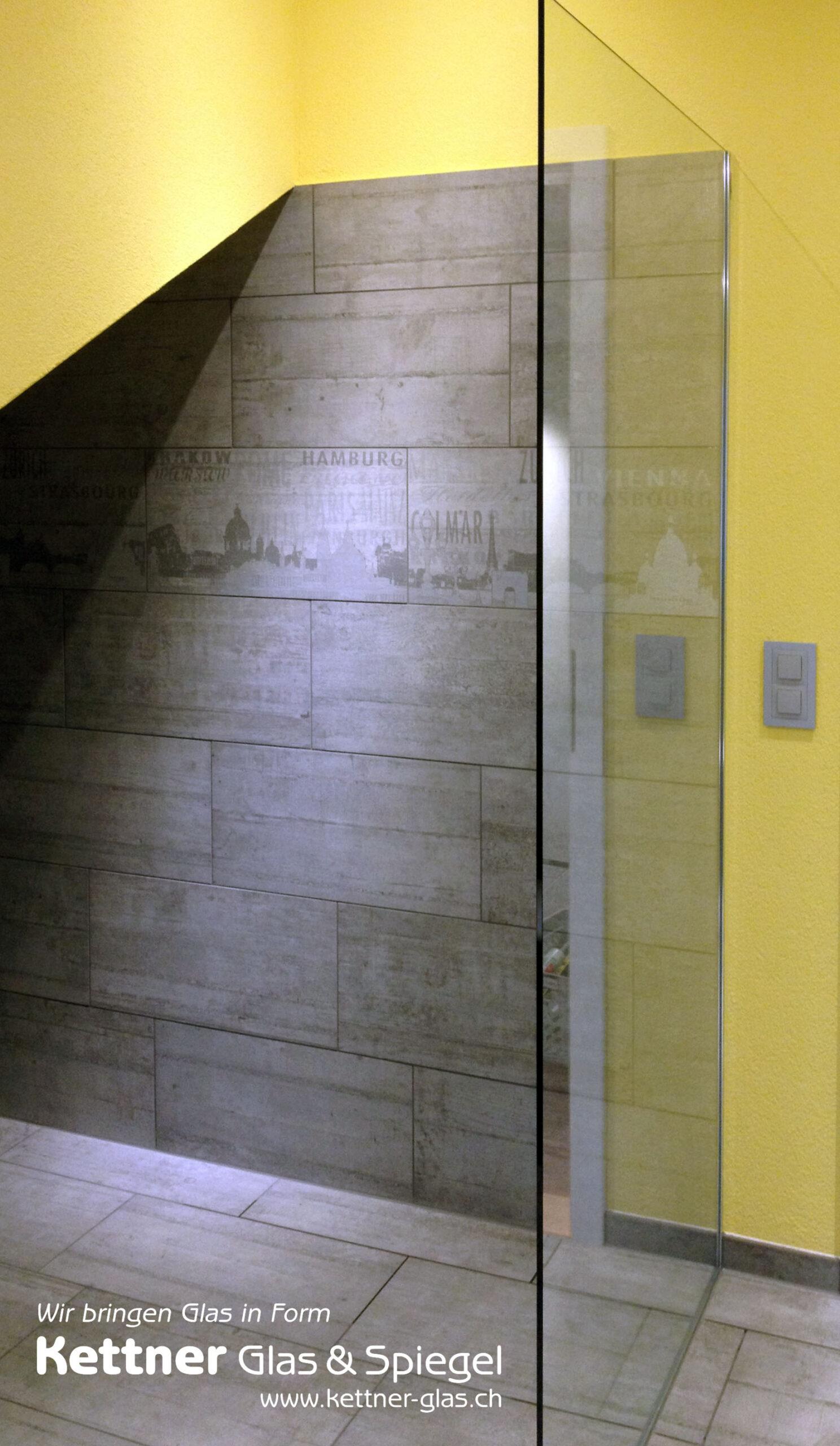 Full Size of Glastrennwand Dusche Glastrennwnde Duschtrennwnde Aus Klarglas Auch Showerguard Glas Wand Hsk Duschen Einhebelmischer Walk In Glastür Glaswand Raindance Dusche Glastrennwand Dusche