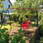 Schaukel Garten Erwachsene Ferienhaus Honigschlecker In Meersburg Baden Wrttemberg Spielhaus Holz Kunststoff Bewässerung Automatisch Vertikal Paravent Wohnzimmer Schaukel Garten Erwachsene