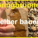 Brunnen Selber Bauen Wohnzimmer Gartenbrunnen Selber Bauen Bauanleitung Springbrunnen Anleitung Brunnen Beton Betonringe Bilder Kg Rohr Machen Fliesenspiegel Küche Boxspring Bett Kopfteil