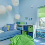 Plissee Kinderzimmer Kinderzimmer Plissee Kinderzimmer Plissees Fenster Regal Weiß Sofa Regale