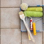 Fliesen Streichen Der Ultimative Ratgeber Heimhelden Bodenfliesen Küche Bad Wohnzimmer Bodenfliesen Streichen