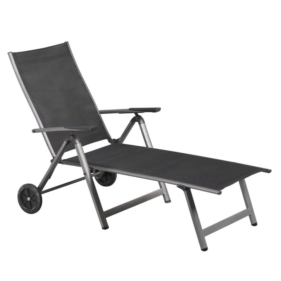 Full Size of Gartenliege Wetterfest Sonnenliege Las Vegas Aluminium Dnisches Bettenlager Wohnzimmer Gartenliege Wetterfest