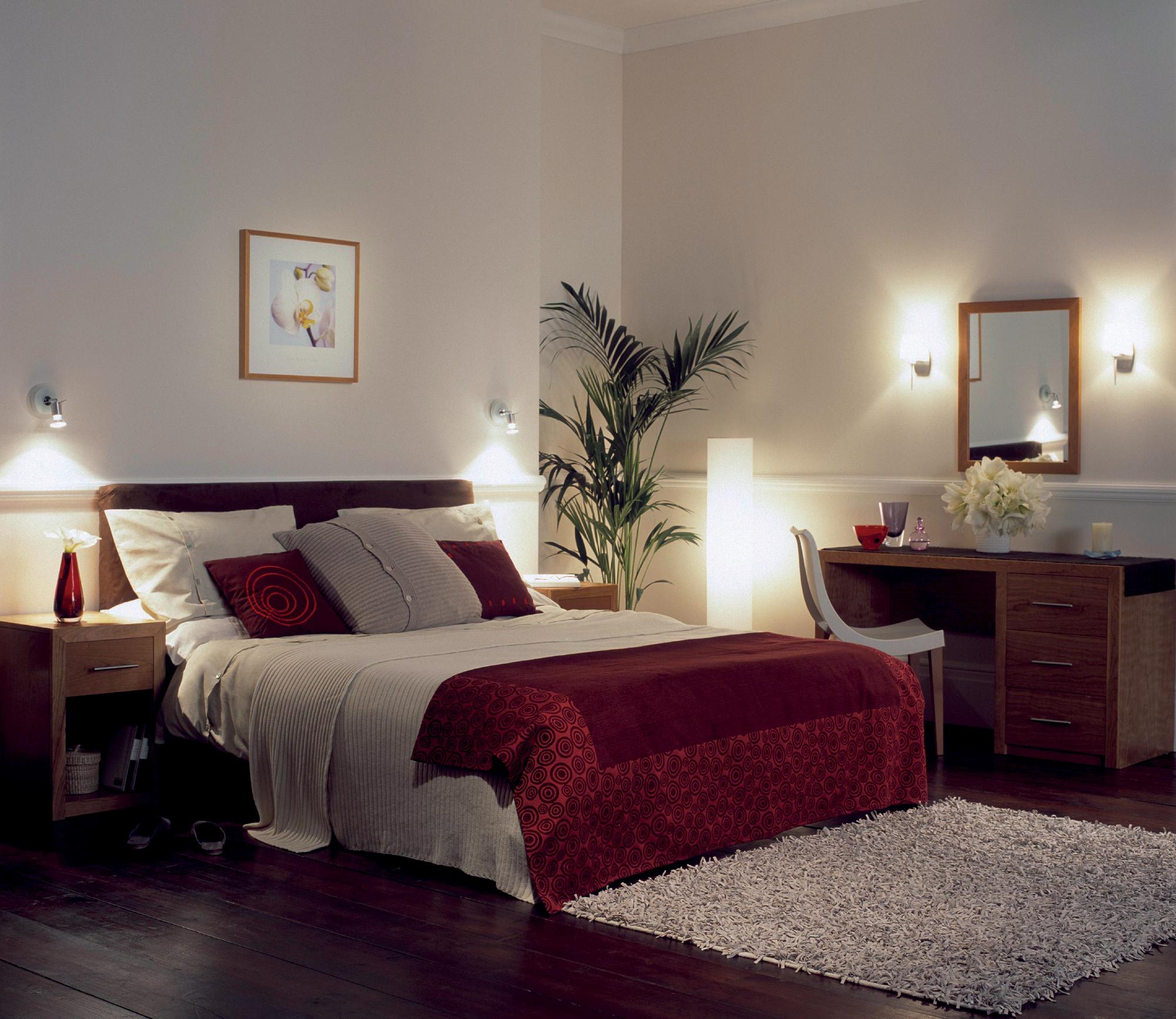Full Size of Schlafzimmer Lampen Mit Der Richtigen Lichtplanung Das Zum Leuchten Komplett Günstig Gardinen Für Klimagerät Landhausstil Wandleuchte Günstige Kommode Wohnzimmer Schlafzimmer Lampen