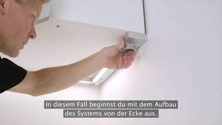 Medium Size of Ikea Flexible Funktionsbeleuchtung Fr Deine Kche Youtube Hängeschrank Küche Glastüren Badezimmer Bad Weiß Hochglanz Wohnzimmer Betten Bei 160x200 Wohnzimmer Hängeschrank Ikea