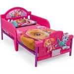 Kinderbett Mädchen Wohnzimmer Delta Children Kinderbett 70x140 Paw Patrol Skye Knirpsenland Mädchen Betten Bett