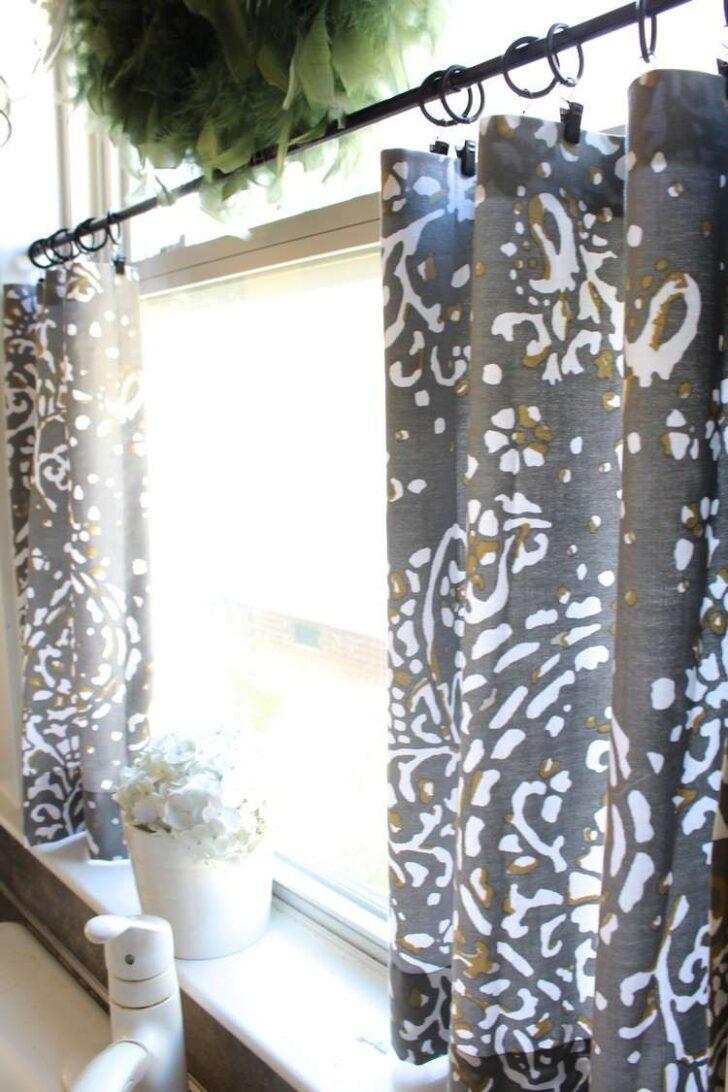 Medium Size of 50 Fenstervorhnge Ideen Fr Kche Klassisch Und Modern Gardinen Küche Schlafzimmer Scheibengardinen Für Wohnzimmer Bad Renovieren Die Tapeten Fenster Wohnzimmer Gardinen Ideen