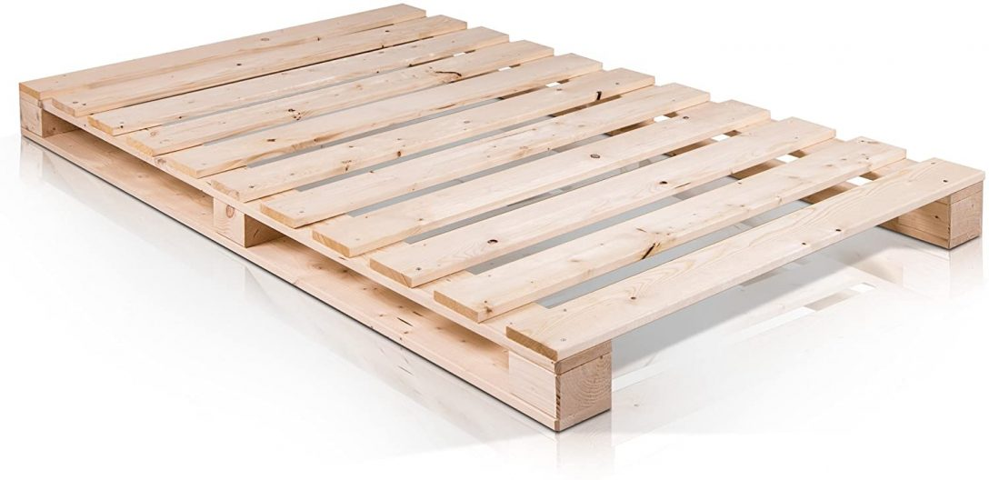 Large Size of Bett Paletten Kaufen Ikea Europaletten Selbst Bauen Aus Anleitung 180x200 Holzpaletten 140x200 Mit Selber Paletti Palettenbett Massivholzbett Holzbett Wohnzimmer Bett Paletten